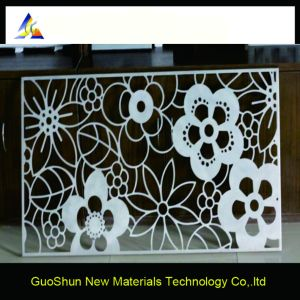 Waterproof Building Material Interior & Exterior Wall Cladding Aluminum Veneer pictures & photos