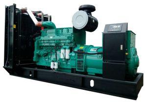 625kVA Cummins Industrial Diesel Generator Set Standby Rating 700kVA 550kw pictures & photos