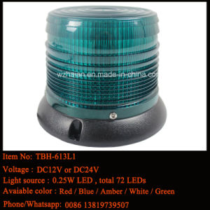 Green LED Strobe Beacon (TBH-613L1) pictures & photos