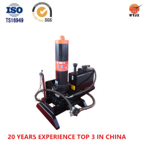 Dump Truck Telescopic Hyva Type Hydraulic Cylinder pictures & photos