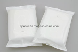 Individual Packed Nonwoven Wet Cleaning Wipe pictures & photos