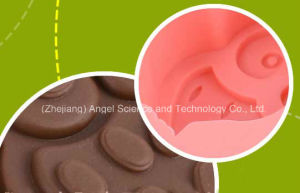 Cutie Owl Silicone Ice Chocolate Mold Cookie Tool FDA Approved Si08 pictures & photos