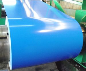 JIS G3141 SPCC Cold Rolled Color Coated Steel Coil pictures & photos
