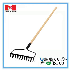 High Quality Garden Steel Rake pictures & photos