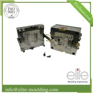 Injection Mould for PC+GF Plastic Valve Parts and Tooling