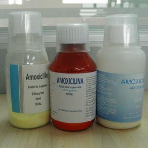 Amoxicillin Sodium Powder Suspension pictures & photos
