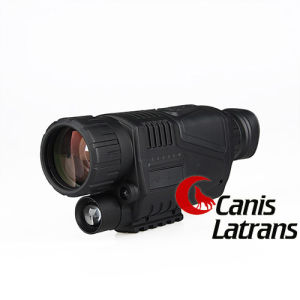 New Arrival Airsoft Tactical 5X40 Digital Monocular Night Vision for Hunting pictures & photos