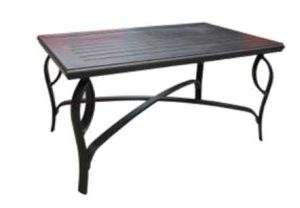 Latest Elegant Garden Furniture Cast Aluminum Chat Group Set pictures & photos