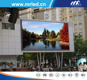 Mrled P6.66mm IP65 Outdoor Advertising LED Display (CCC, CE, TUV, RoHS) pictures & photos