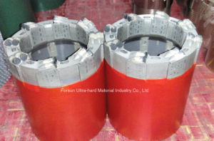 Bottom Discharge Nq3 PDC Core Drill Bits pictures & photos