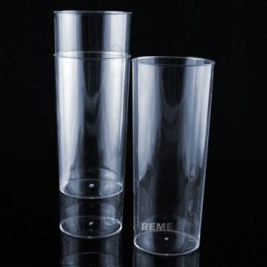 Tableware Plastic Cup Hi Ball Glasses 300ml pictures & photos