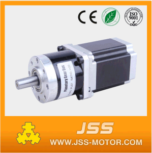 NEMA 23 Stepper Motor with Gearbox pictures & photos