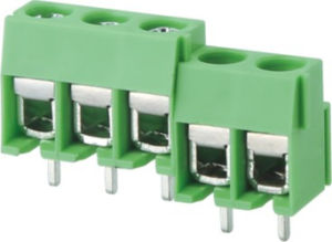 PCB Terminal Block for Mootherboard (WJ126) pictures & photos