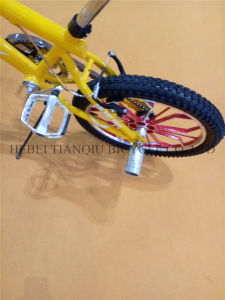 "Latest New Style 20"" Freestyle Bicycle/Yellow Color BMX pictures & photos"