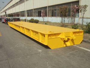 Cimc 20′/40′/45′/62′ Roll Roll/Mafi Trailer Truck Chassis pictures & photos
