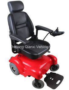 Deluxe Electric Wheelchair for Outdoor and Long Distance pictures & photos