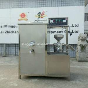 China Supply Stainless Steel Electric Soybean Milk Machine with CE (ZC-50#)