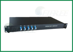 Passive Optical CWDM Mux Demux in 19 1u Rack Mount pictures & photos