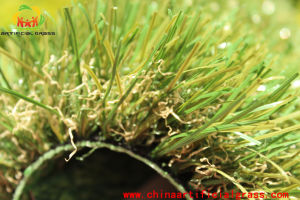 Artificial Grass for Landscaping with Ce Certification From China Manufacturer pictures & photos