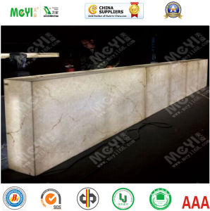 Good Quanlity Artificial Alabastel for Counter Designr Translucent Materia pictures & photos