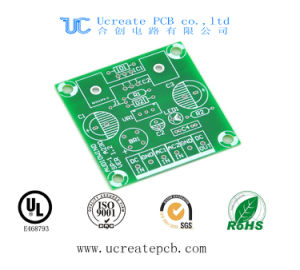 Double Layer UL ISO9001 High Quality Rigid PCB Board pictures & photos