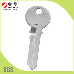 Hot Sale Coustomized Brass Tl8 Door Key Blank pictures & photos