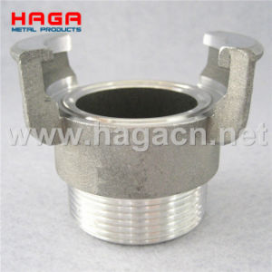 Aluminum Guillemin Coupling Male Thread Without Locking Ring pictures & photos