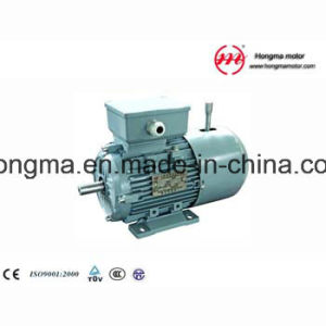 Hmej (DC) Three Phase Electro Magnetic Brake Indunction Electric Motor 225s-8-18.5 pictures & photos