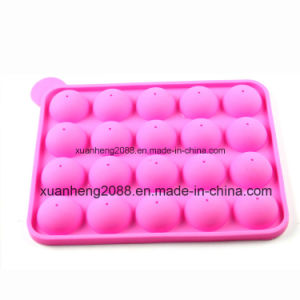 20 Cup Silicone Mini Cake Moulds pictures & photos