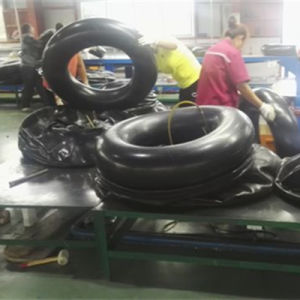 Super Quality Butyl and Natural Inner Tube with Size 1000-20 pictures & photos
