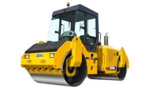 Xd83 8tons Double Drum Vibration Road Roller pictures & photos