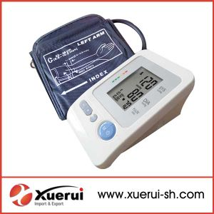 Digital Arm Type Blood Pressure Monitor pictures & photos
