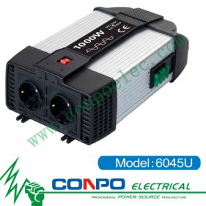 6045u 1000W Pure Sine Wave Inverter+USB pictures & photos