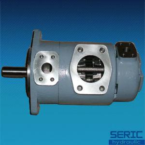 Sqpq21 Hydraulic Oil Vane Pump pictures & photos