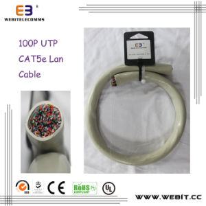 100p Cat5e UTP LAN Cable pictures & photos