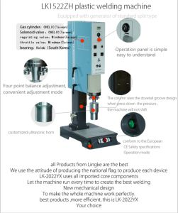 Plastic Welding Machine with Factory Price pictures & photos