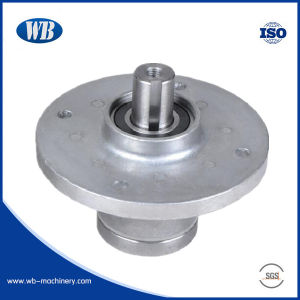 Customized CNC Machining for Agricultural Equipment