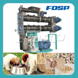 High Grade 3-14tph Capacity Pet Dog Feed Pellet Mill Chicken Feed Pellet Machine pictures & photos