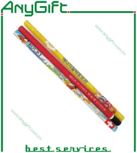 Wooden Pencil with Customized Logo pictures & photos