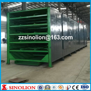 Stainless Steel Competitive Price Conveyor Mesh Belt Dryer for Charcoal Briquettes