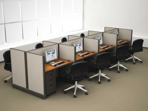 2017 Modular Office Furniture Cubicles for Executive Room Hy-D9718 pictures & photos