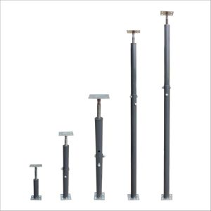 Quality Black Powder Coating Steel Jack Post pictures & photos