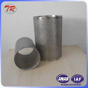 China Y Type Ss304 Wire Mesh Oil Filter Strainer pictures & photos