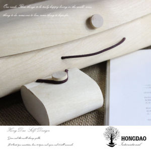 Hongdao Very Thin Balsa Wooden Box for Glasses pictures & photos