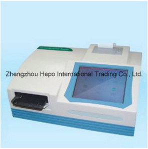 "7.5"" Touch Screen Large Capacity Lab Elisa Reader (HP-Elisa9606) pictures & photos"