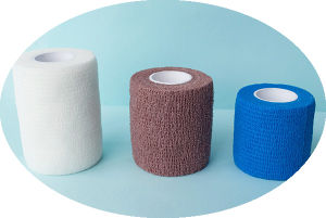 Adhesive Elastic Bandage with CE FDA pictures & photos