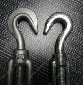 Casting Hook and Eye Italian Type DIN1480 Turnbuckle. pictures & photos