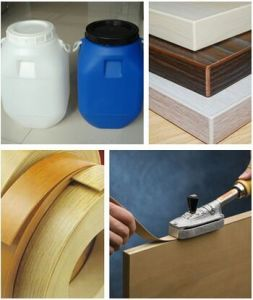 PVC Edge Sealing Adhesive pictures & photos