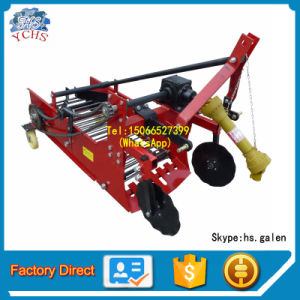 Agriculture Tractor Implement Mini One Row Potato Harvester for Sale pictures & photos
