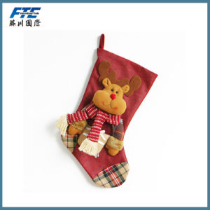 High Quality Christmas Stocking Gift Socks pictures & photos